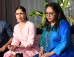 Alia Bhatt, Meghna Gulzar at Raazi media interactions in novotel juhu on 6th May 2018