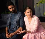 Alia Bhatt, Vicky Kaushal at Raazi media interactions in novotel juhu on 6th May 2018