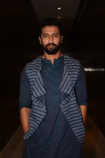 Vicky Kaushal at Raazi media interactions in novotel juhu on 6th May 2018