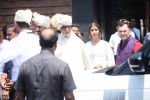 Amitabh Bachchan at Sonam Kapoor Anand Ahuja_s wedding in rockdale bandra on 8th May 2018 (82)_5af18af3c80e4.JPG