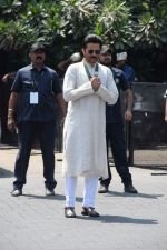 Anil Kapoor at Sonam Kapoor Anand Ahuja_s wedding in rockdale bandra on 8th May 2018 (17)_5af18af45d141.JPG