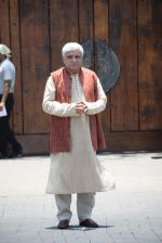 Javed Akhtar at Sonam Kapoor Anand Ahuja_s wedding in rockdale bandra on 8th May 2018 (65)_5af18beaaa8e9.JPG