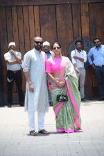 Masaba at Sonam Kapoor Anand Ahuja_s wedding in rockdale bandra on 8th May 2018 (60)_5af18c66c902f.JPG