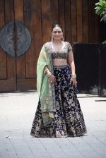 Rani Mukerji at Sonam Kapoor Anand Ahuja_s wedding in rockdale bandra on 8th May 2018 (74)_5af18c8bb8324.JPG
