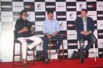 Amitabh Bachchan, Rishi Kapoor, Umesh Shukla at the Success press conference of film 102 not out in jw marriott in juhu, mumbai on 1oth May 2018