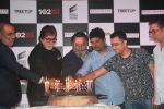 Amitabh Bachchan, Rishi Kapoor, Umesh Shukla at the Success press conference of film 102 not out in jw marriott in juhu, mumbai on 1oth May 2018 (7)_5af458500e4af.JPG