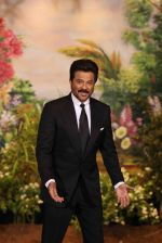 Anil Kapoor at Sonam Kapoor and Anand Ahuja's Wedding Reception on 8th May 2018