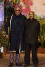 Boney Kapoor at Sonam Kapoor and Anand Ahuja's Wedding Reception on 8th May 2018