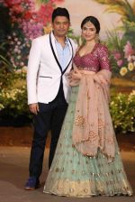 Divya Khosla Kumar, Bhushan Kumar  at Sonam Kapoor and Anand Ahuja_s Wedding Reception on 8th May 2018 (242)_5af423311393b.JPG