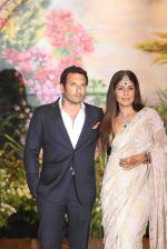 Homi Adajania at Sonam Kapoor and Anand Ahuja's Wedding Reception on 8th May 2018