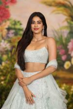 Janhvi Kapoor at Sonam Kapoor and Anand Ahuja's Wedding Reception on 8th May 2018