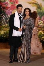 Kajol at Sonam Kapoor and Anand Ahuja_s Wedding Reception on 8th May 2018 (238)_5af43d73d9249.JPG