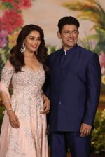 Madhuri Dixit, Sriram Nene at Sonam Kapoor and Anand Ahuja_s Wedding Reception on 8th May 2018 (276)_5af440f3a94e8.JPG