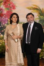 Neetu Singh, Rishi Kapoor at Sonam Kapoor and Anand Ahuja_s Wedding Reception on 8th May 2018 (135)_5af441e027163.JPG