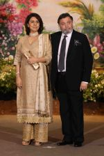 Neetu Singh, Rishi Kapoor at Sonam Kapoor and Anand Ahuja_s Wedding Reception on 8th May 2018 (137)_5af441e1c6322.JPG