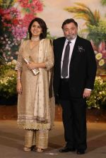 Neetu Singh, Rishi Kapoor at Sonam Kapoor and Anand Ahuja_s Wedding Reception on 8th May 2018 (147)_5af441e6b2931.JPG