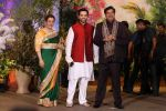Poonam Sinha, Luv Sinha, Shatrughan Sinha at Sonam Kapoor and Anand Ahuja_s Wedding Reception on 8th May 2018 (8)_5af44213cf6a8.JPG