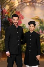 Sanjay Kapoor at Sonam Kapoor and Anand Ahuja_s Wedding Reception on 8th May 2018 (12)_5af4428e47d26.JPG