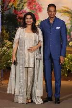 at Sonam Kapoor and Anand Ahuja's Wedding Reception on 8th May 2018