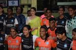 Sagarika Ghatge at women_s football league in khar ,mumbai on 13th May 2018 (9)_5af92e5085045.JPG