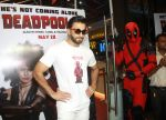 Ranveer Singh hosts a special screening of hollywood film deadpool 2 for his family & friends in pvr lower parel on 14th May 2018 (11)_5afa8376c103d.jpg
