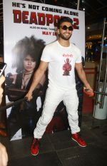 Ranveer Singh hosts a special screening of hollywood film deadpool 2 for his family & friends in pvr lower parel on 14th May 2018 (16)_5afa837d77335.jpg