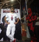 Ranveer Singh hosts a special screening of hollywood film deadpool 2 for his family & friends in pvr lower parel on 14th May 2018 (8)_5afa83739655d.jpg