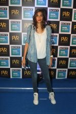 Anushka Manchanda at the Screening of Sony BBC Earth's film Blue Planet 2 at pvr icon in andheri on 15th May 2018