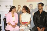 Daisy Shah, Jacqueline Fernandez, Freddy Daruwala at Race3 trailer launch at pvr juhu on 15th May 2018