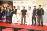 Salman Khan, Anil Kapoor, Bobby Deol, Jacqueline Fernandez, Daisy Shah, Saqib Saleem, Freddy Daruwala at Race3 trailer launch at pvr juhu on 15th May 2018 (41)_5afbd7c70b338.JPG