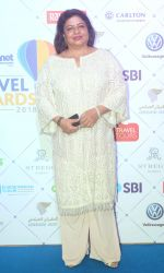 Madhu Chopra at Lonely Planet Awards in St Regis lower parel in mumbai on 17th May 2018