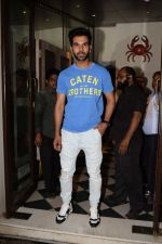 Rajkummar Rao at Wrapup party of film Stree at Bastian in bandra on 16th May 2018 (83)_5afeac773efcc.JPG