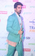 Saqib Saleem at Lonely Planet Awards in St Regis lower parel in mumbai on 17th May 2018 (18)_5afecf1e266b4.jpg