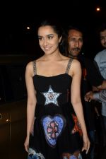 Shraddha Kapoor at Wrapup party of film Stree at Bastian in bandra on 16th May 2018 (15)_5afeab2bc1e6d.JPG