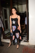 Shraddha Kapoor at Wrapup party of film Stree at Bastian in bandra on 16th May 2018 (28)_5afeab485cba8.JPG