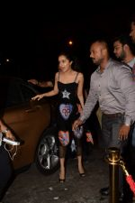 Shraddha Kapoor at Wrapup party of film Stree at Bastian in bandra on 16th May 2018 (3)_5afeab14bc297.JPG