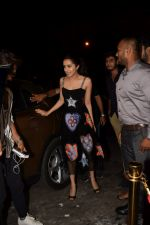 Shraddha Kapoor at Wrapup party of film Stree at Bastian in bandra on 16th May 2018 (4)_5afeab165f671.JPG