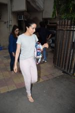 Shraddha Kapoor spotted at a dubbing studio in juhu on 17th May 2018