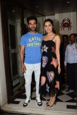 Shraddha Kapoor, Rajkummar Rao at Wrapup party of film Stree at Bastian in bandra on 16th May 2018 (69)_5afeac7ce3a52.JPG