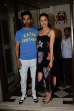 Shraddha Kapoor, Rajkummar Rao at Wrapup party of film Stree at Bastian in bandra on 16th May 2018 (74)_5afeab6ddb9e1.JPG