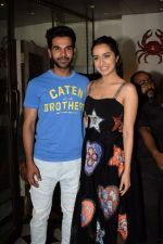 Shraddha Kapoor, Rajkummar Rao at Wrapup party of film Stree at Bastian in bandra on 16th May 2018 (78)_5afeab71a3446.JPG