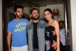 Shraddha Kapoor, Rajkummar Rao at Wrapup party of film Stree at Bastian in bandra on 16th May 2018 (83)_5afeab77a3121.JPG