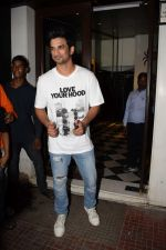 Sushant Singh Rajput at Wrapup party of film Stree at Bastian in bandra on 16th May 2018 (80)_5afeacbc2e59b.JPG