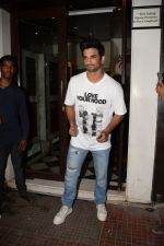 Sushant Singh Rajput at Wrapup party of film Stree at Bastian in bandra on 16th May 2018 (81)_5afeacbe12e08.JPG