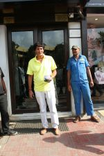 Chunky Pandey with wife Bhawana & daughter Ananya spotted at bandra on 20th May 2018