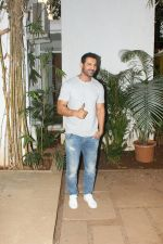 John Abraham spotted at John_s office in bandra on 19th May 2018 (1)_5b029f4194fbd.JPG