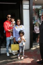 Arpita Khan and Aayush Shrama spotted at bandra on 20th May 2018 (1)_5b02a8416ece0.JPG
