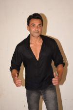 Bobby Deol at Race 3 media interactions in Mehboob Studio in bandra on 19th May 2018