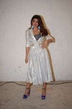Jacqueline Fernandez at Veere Di Wedding media interactions at Sunny Sound juhu on 19th May 2018 (16)_5b02a4b0f343d.JPG