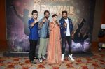 Madhuri Dixit, Arjun Bijlani on the sets of New Dancing Reality Show Dance Deewane on 23rd May 2018 (96)_5b0c08d3c2cae.JPG